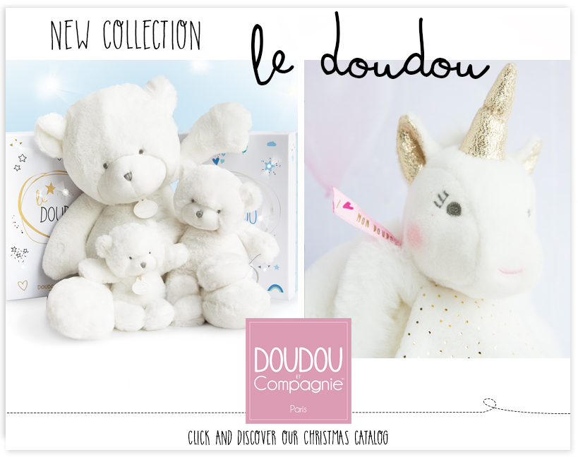 Doudou et Compagnie – Christmas collection