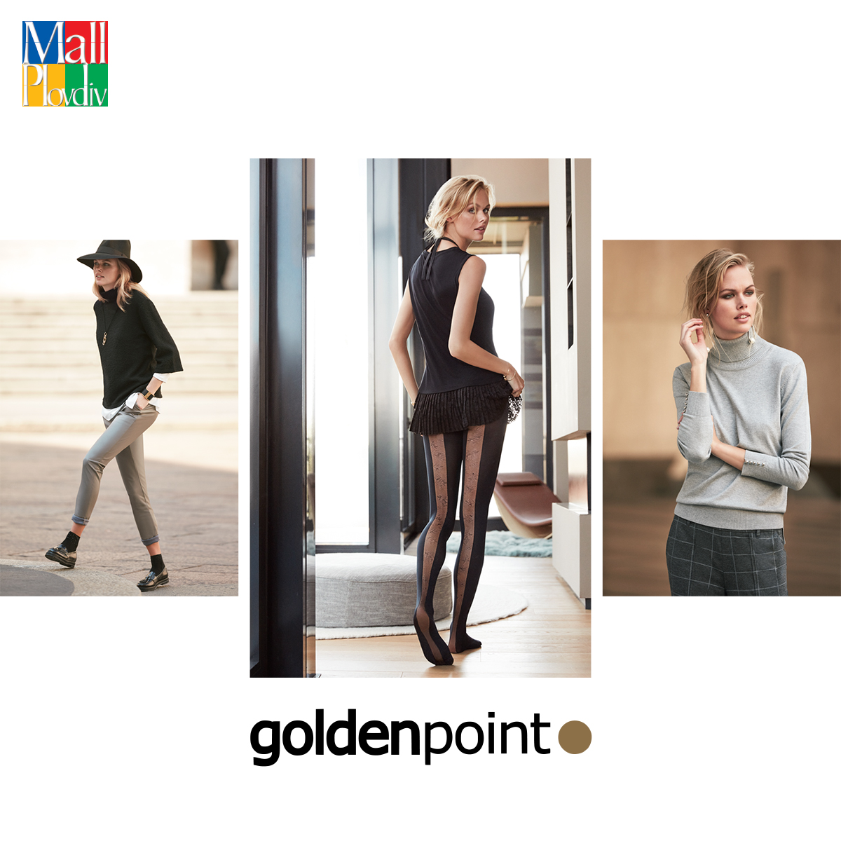 Be irresistible with Golden Point