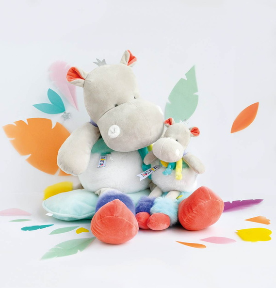The new Tropicool series from DOUDOU et Compagnie