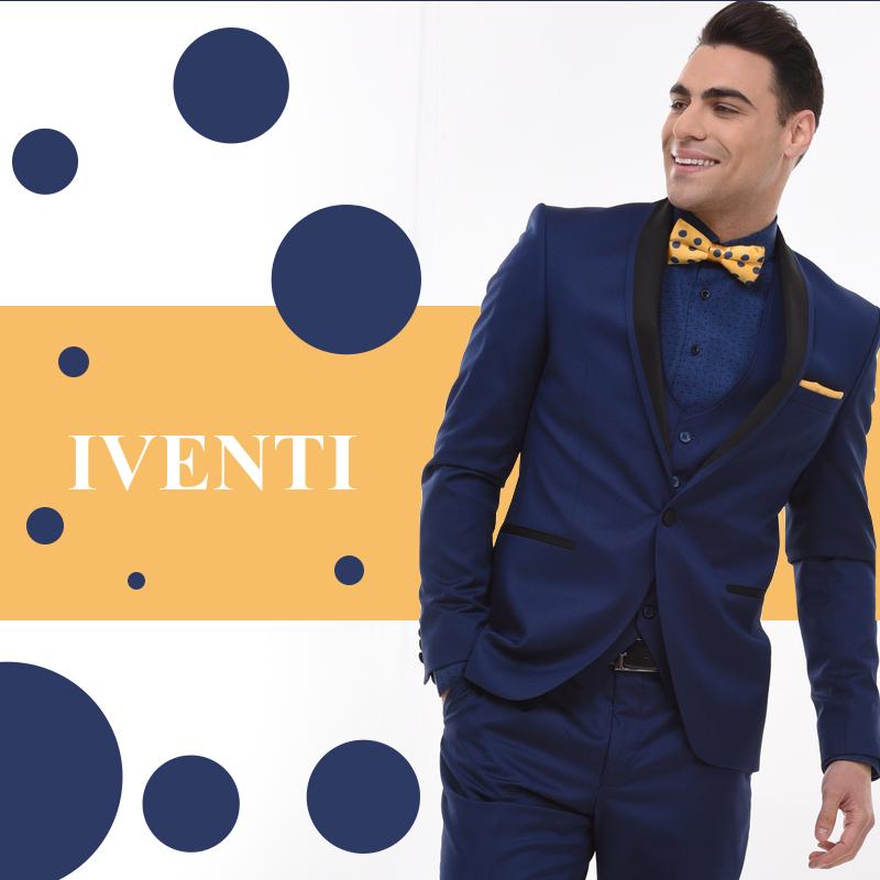 Graduate Suits At IVENTI Shops