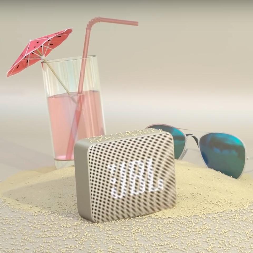 #JBLGO2 are already in iAbalka store