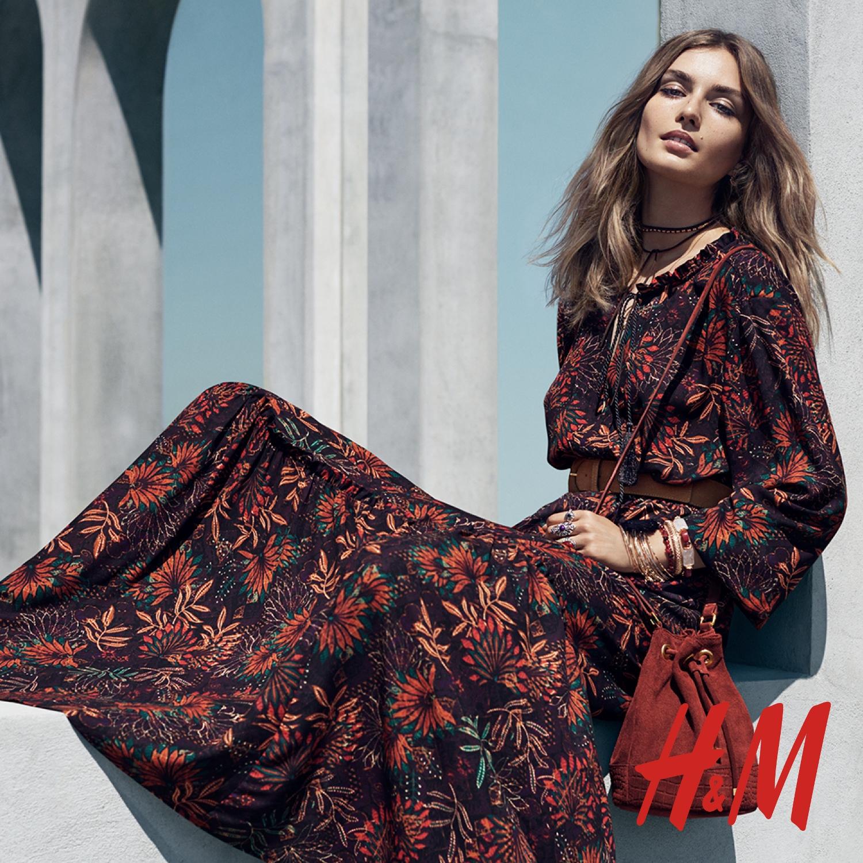 Зимната колекция на H&M е вече тук