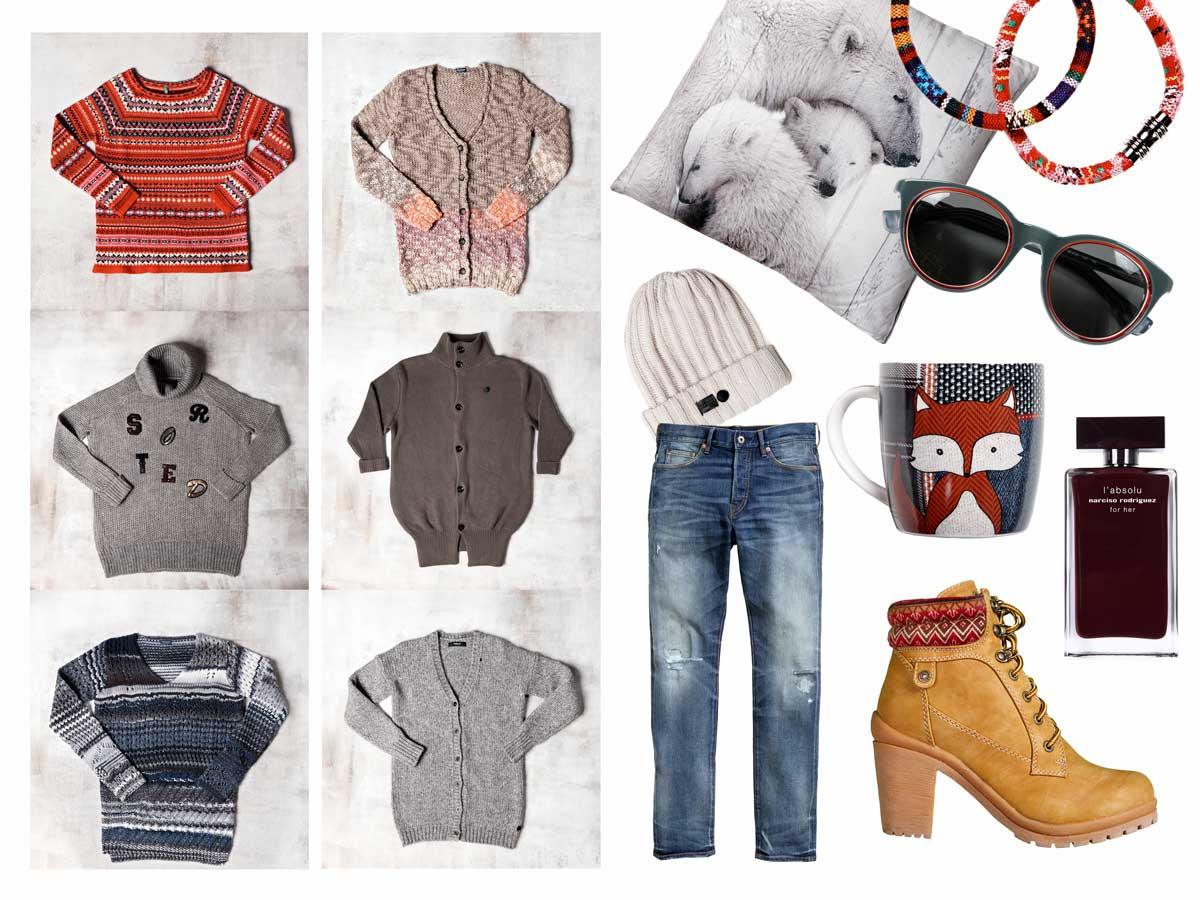 Селекция пуловери: топла прегръдка за нея