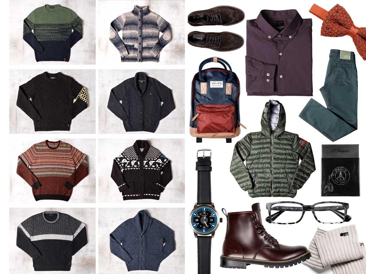 Селекция пуловери: топла прегръдка за него