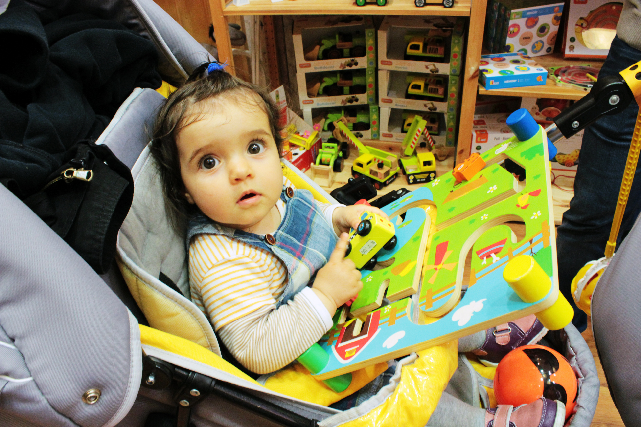 Защо детските играчки са толкова важни