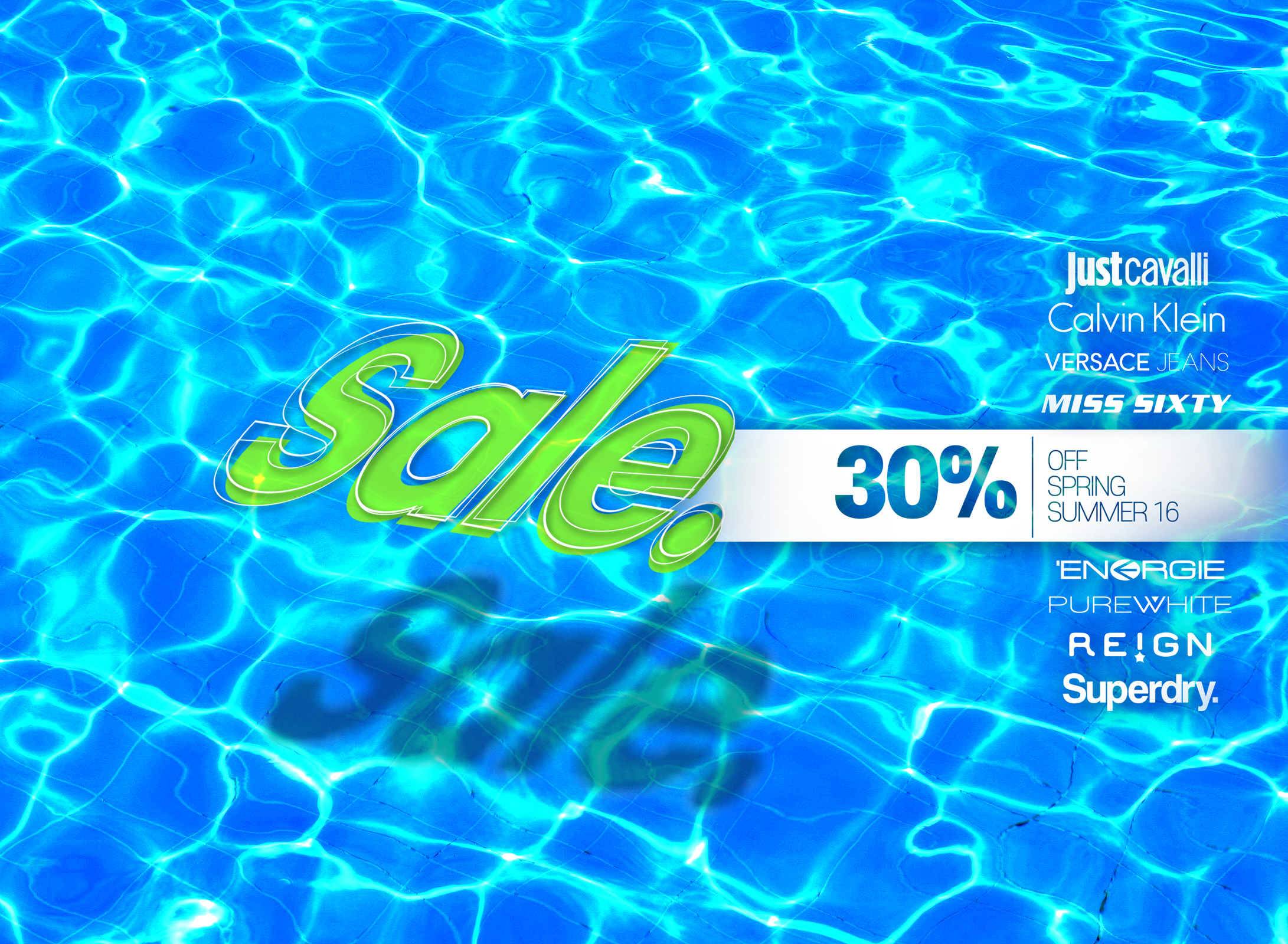 Totally Erected Store – Summer Sale