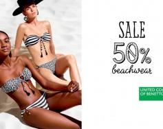 -50% на колекция Benetton Beachwear