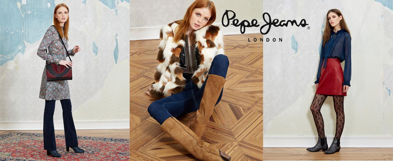 Pepe Jeans London Есен-Зима 2016 вече в магазин Fusion