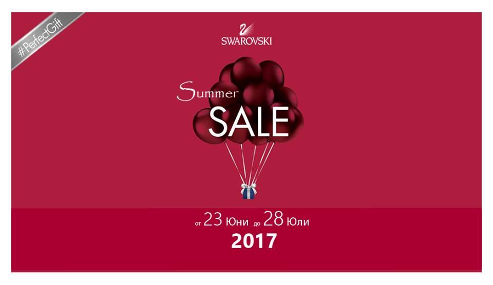 Swarovski Summer Sale Premier
