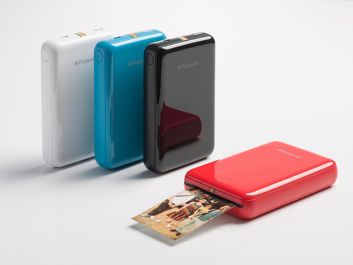 Polaroid ZIP в магазин iAbalka