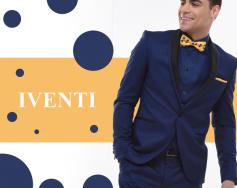 Абитуриентски костюми в магазините на IVENTI