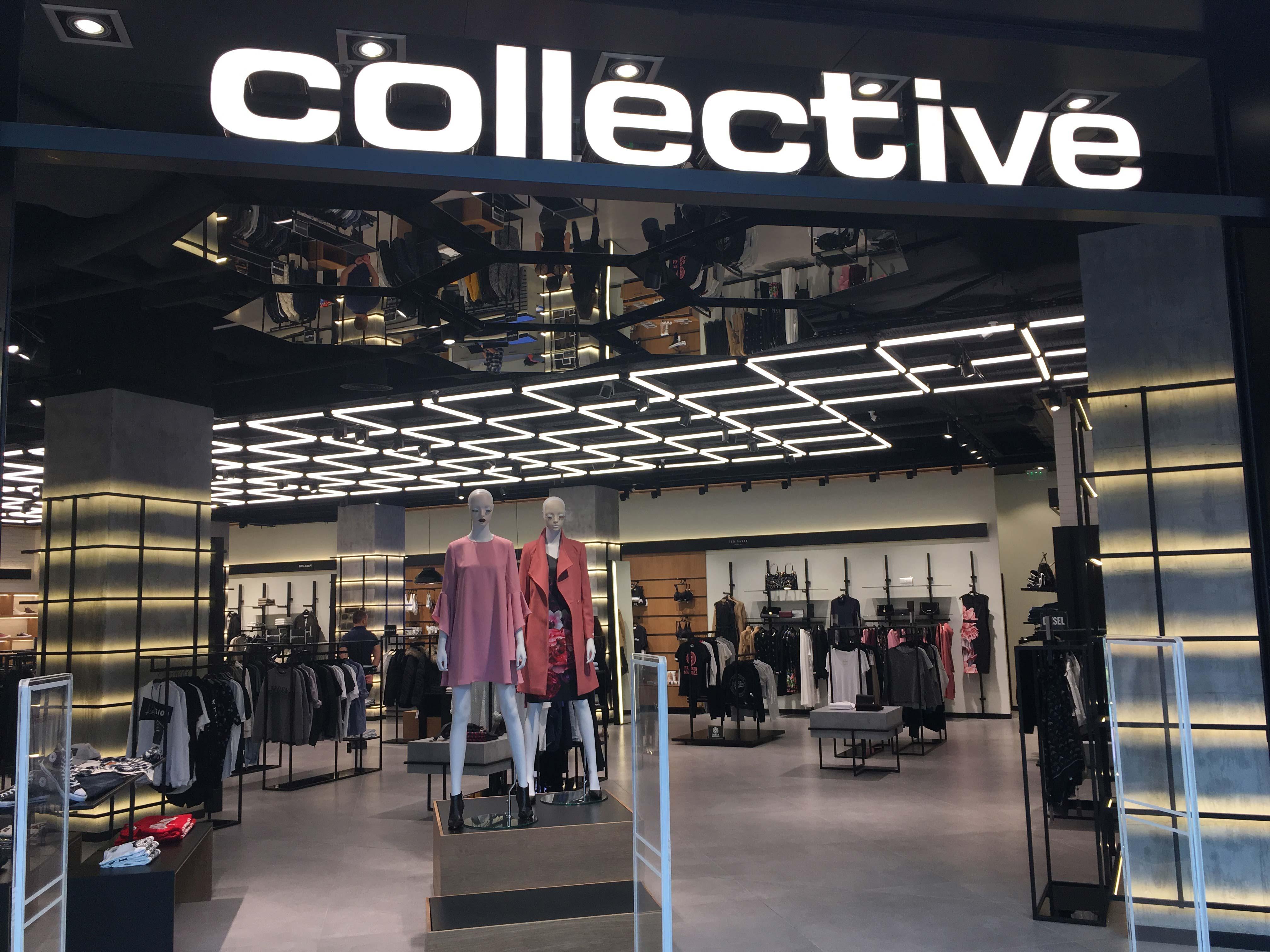 Collective отвори врати в Mall Plovdiv