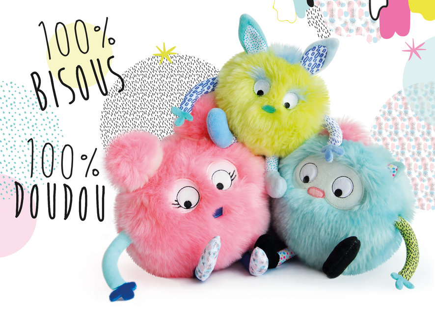 The new line OOBIZ of Doudou et Compagnie is in Mall Plovdiv!
