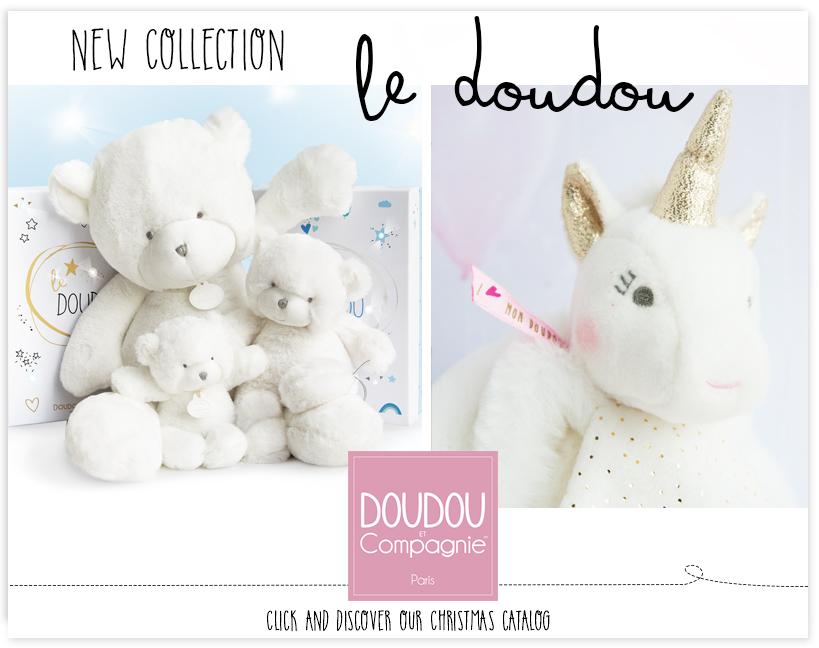 Doudou et Compagnie – Christmas collection