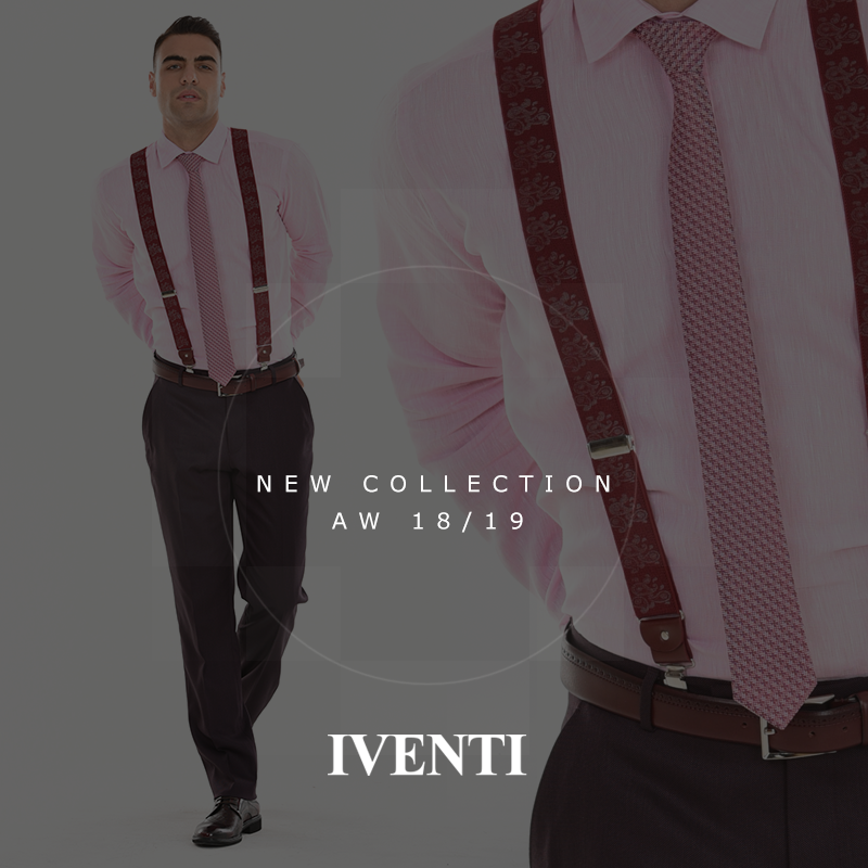 New collection 18/19 in IVENTI