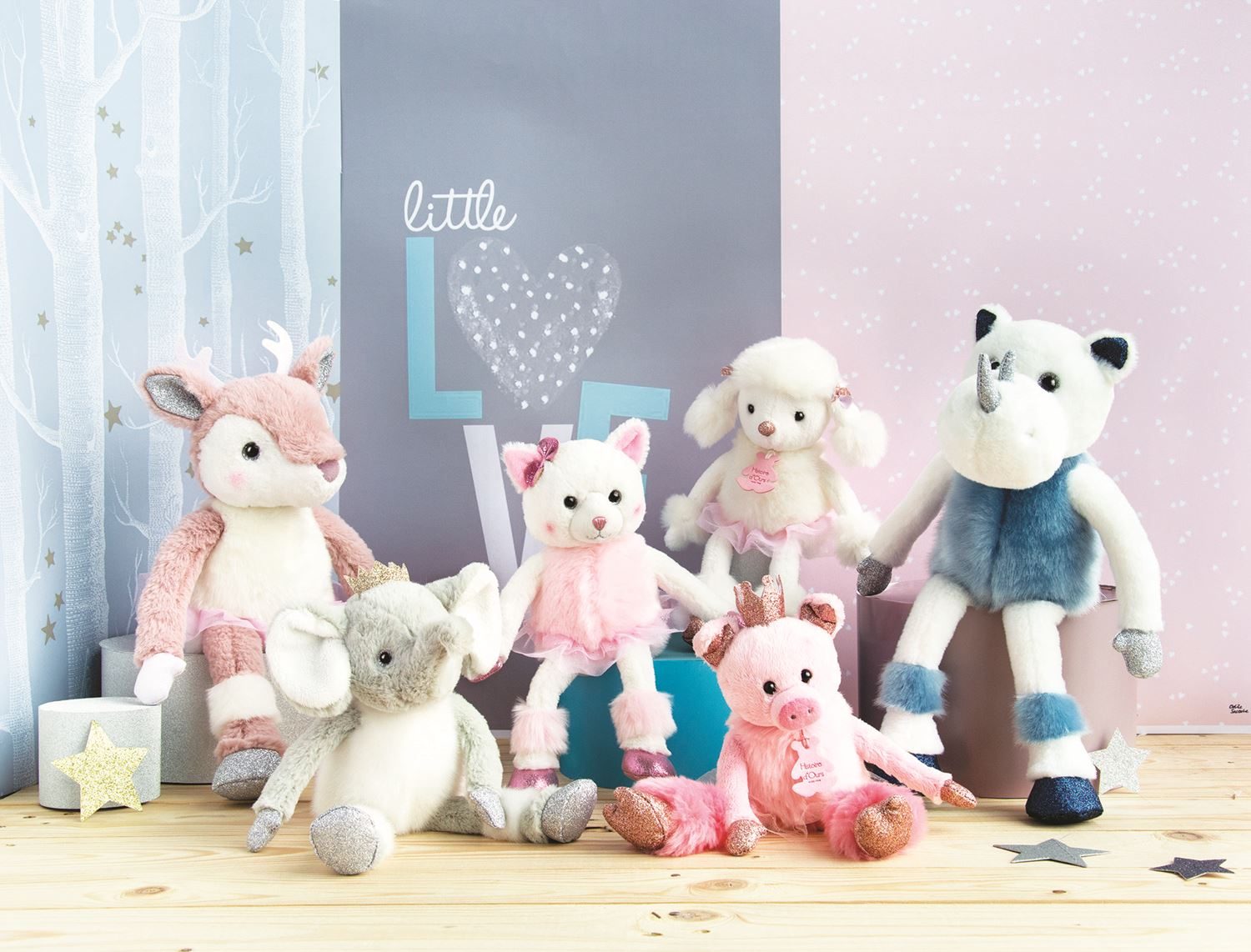 New Christmas collection Twist by Doudou et Compagnie