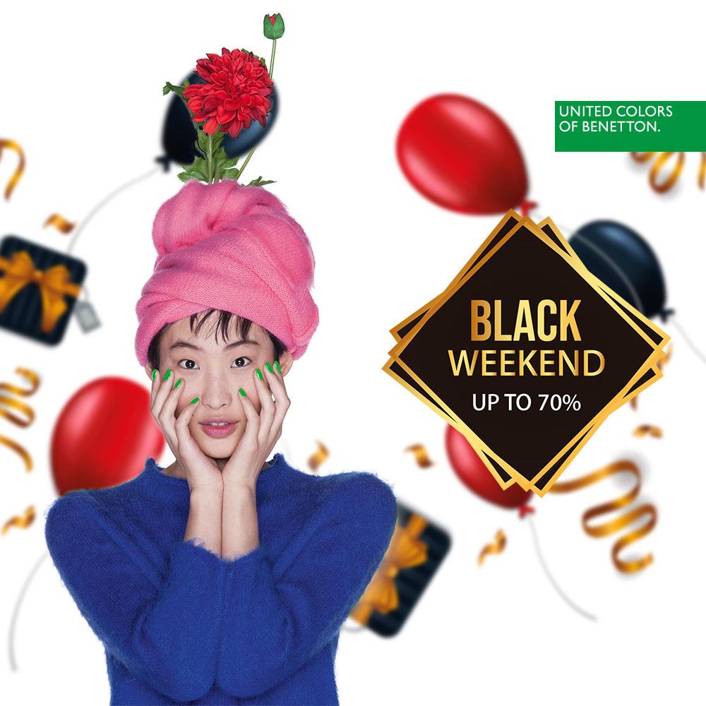 Black weekend at Benetton