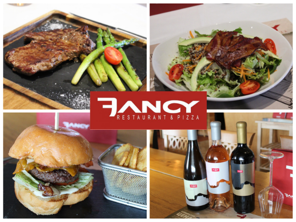 New culinary delights at Fancy