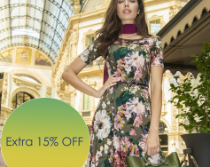 Extra 15% off in Daphne