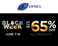 Black Week at Joy Optics
