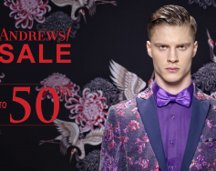 Andrews/ With Up To 50% Discount