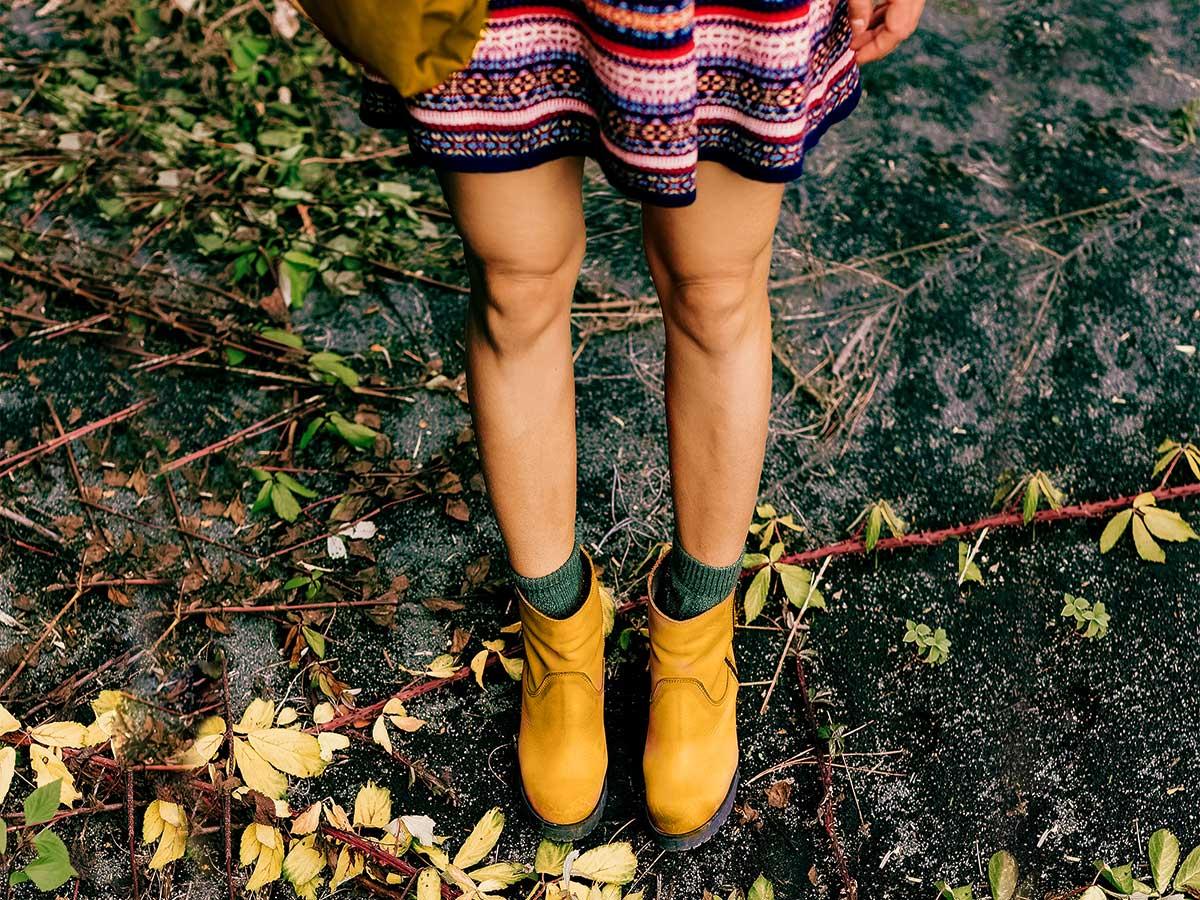 Как да избереш модерни дрехи за студеното време