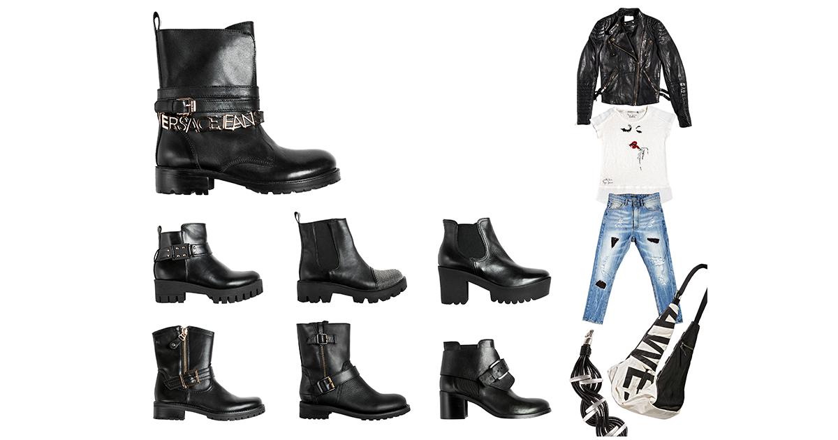 Бунтарки: селекция дамски обувки
