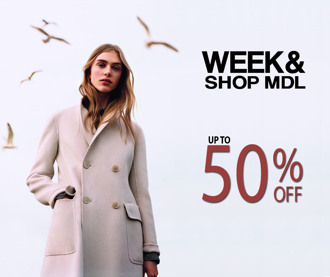 Week&Shop MDL с до 50% намаление