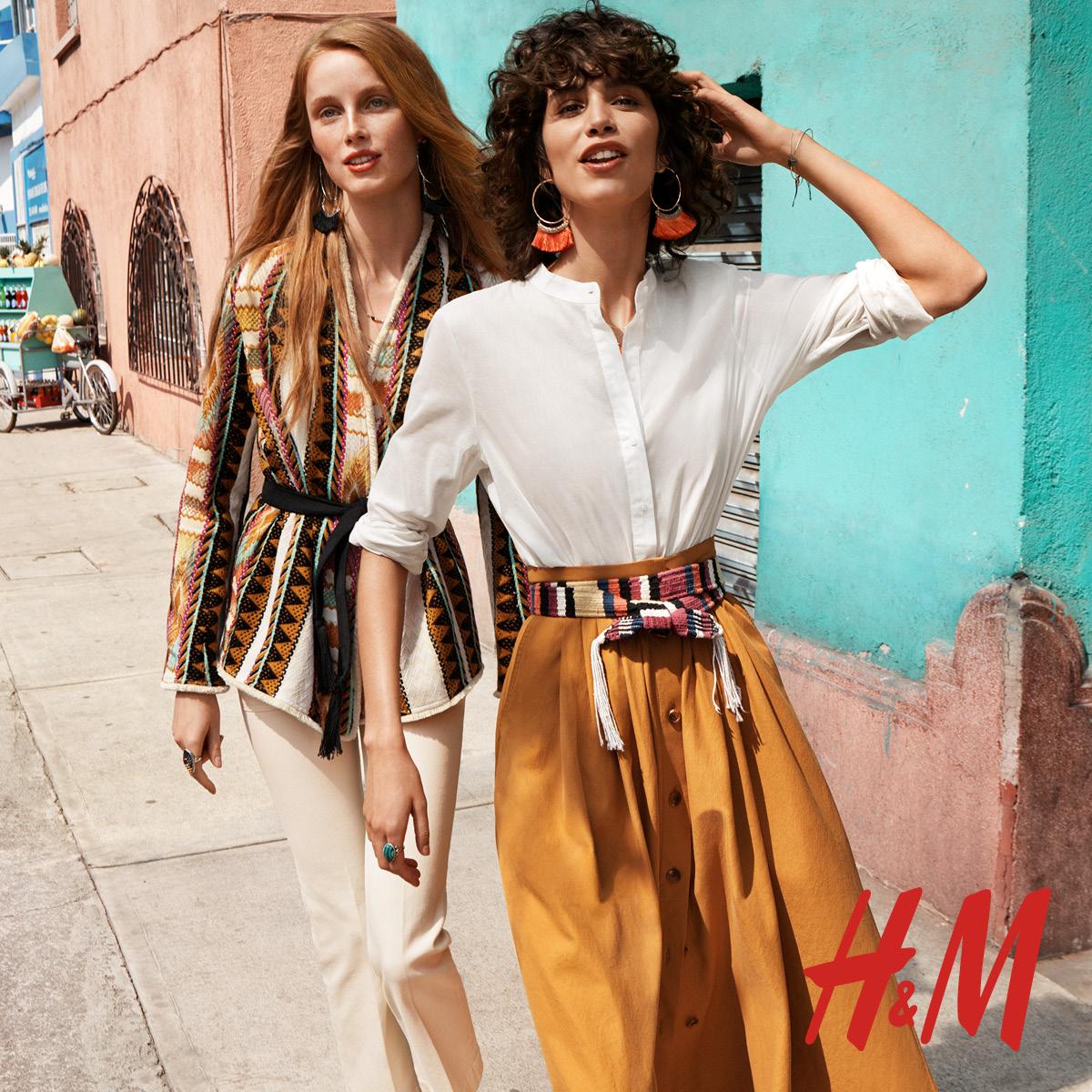 Новата пролетна колекция на H&M е вече тук!