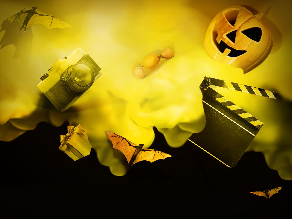 Страшен Хелоуин в Mall Plovdiv
