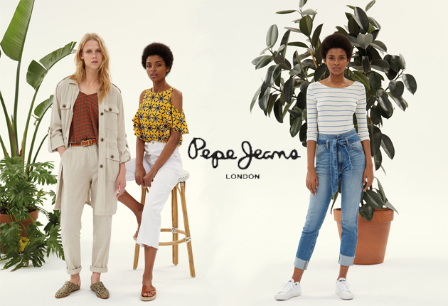 Pepe Jeans SS17 в магазин Fusion