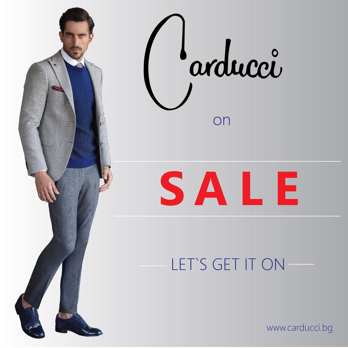 Намаление в Carducci