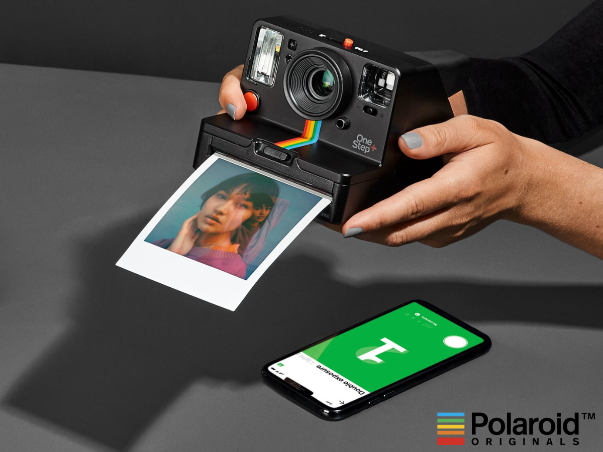 OneStep+ на Polaroid Originals вече е в магазин iAbalka.eu