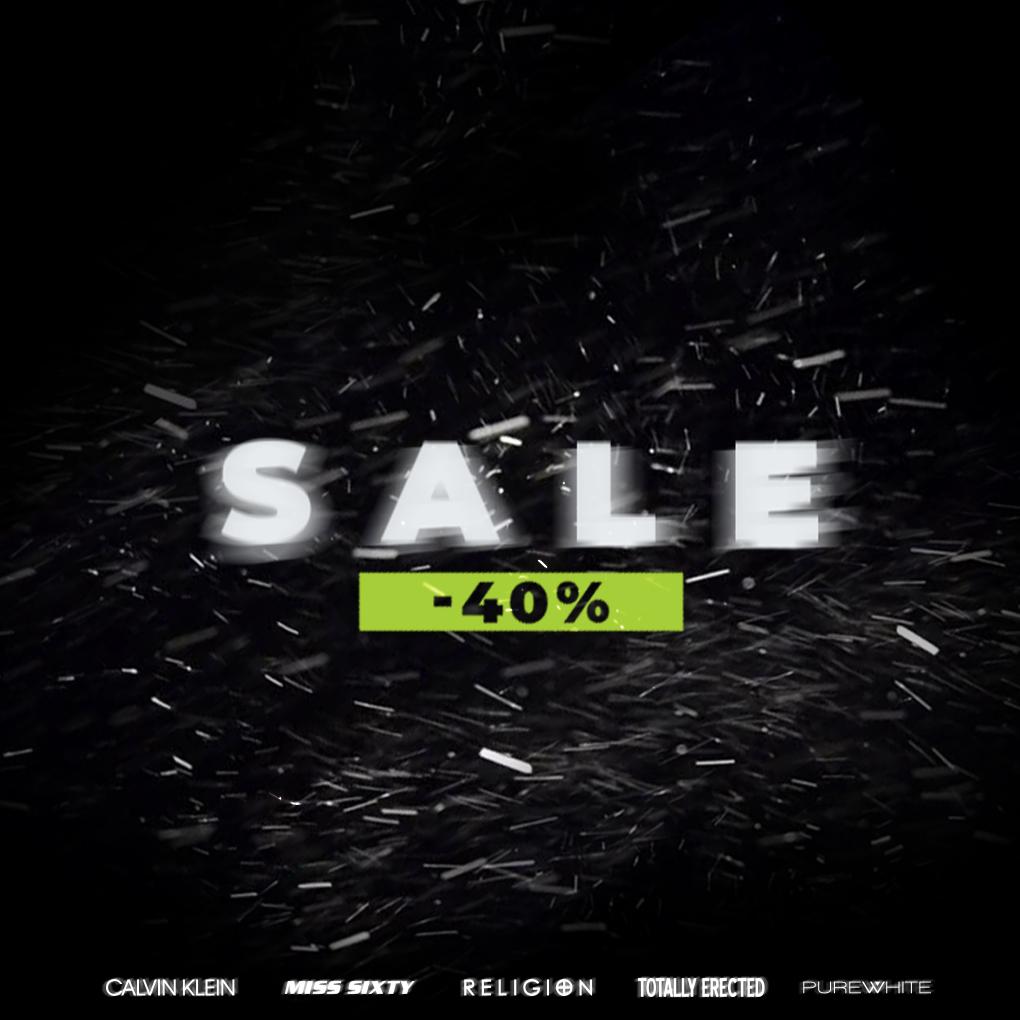 До -40% в магазин Totally Еrected Store