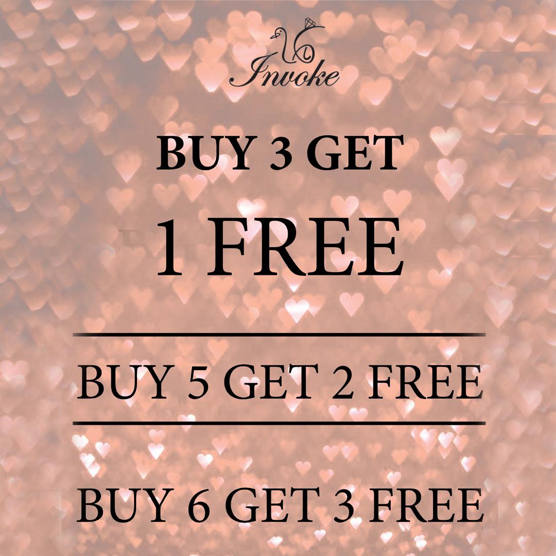 Възползвайте се от специалната промоция на Invoke Jewellery до 14 февруари (включително)! 💎 💗