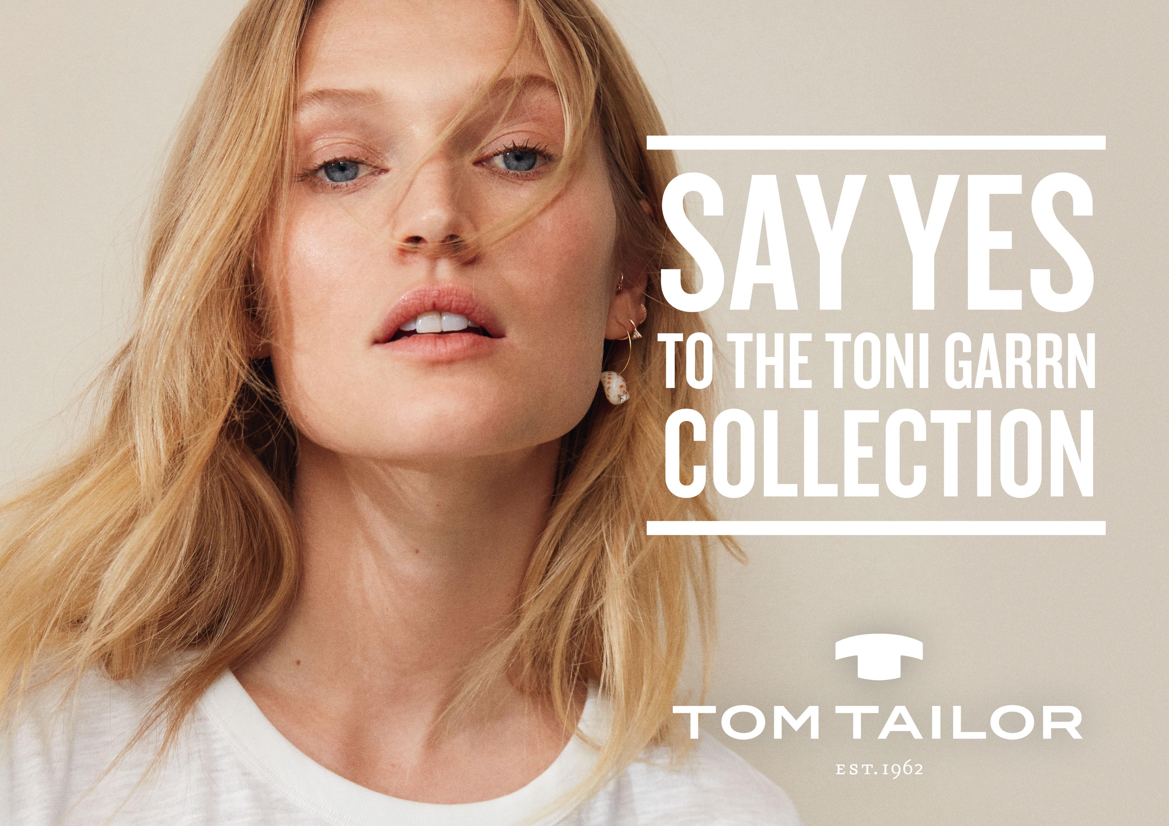 Нова ексклузивна колекция TONI GARRN в Tom Tailor