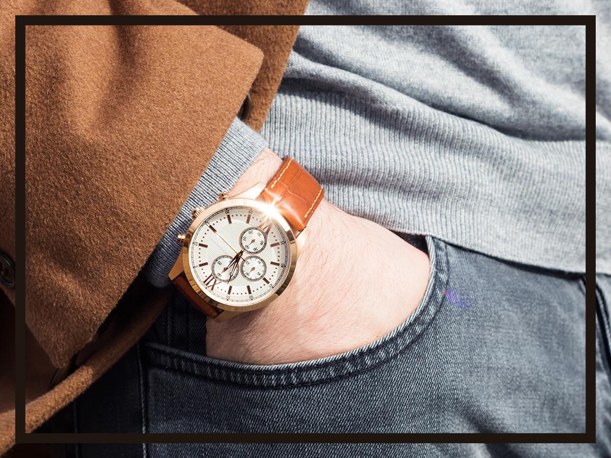 Как да изберем часовник за любимия мъж?