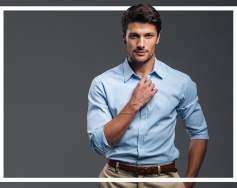 Как да подбираме най-подходящата риза за нашия силует?