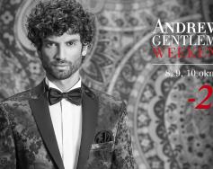 Andrews/ Gentlemen's Weekend