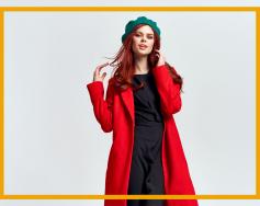 Как да изглеждаме добре в зимни дрехи?