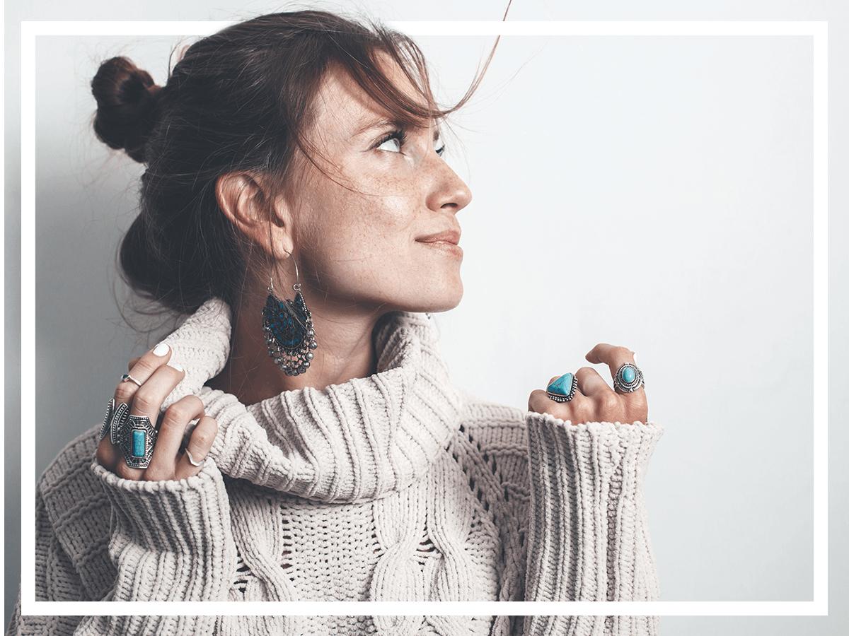 Как да се справим с боцкащите пуловери?