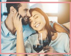 Рецепта с вино за празника на любовта