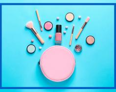Лесна организация за козметичните ни продукти