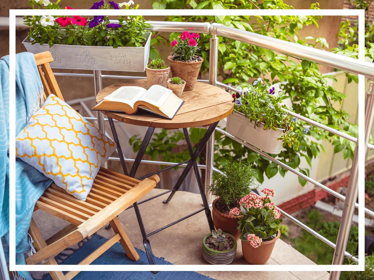 Как да подготвим терасата или двора за летния сезон?