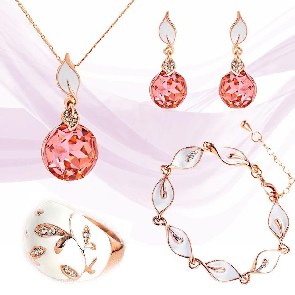 Стилен дамски сет от Invoke Jewellery 💎