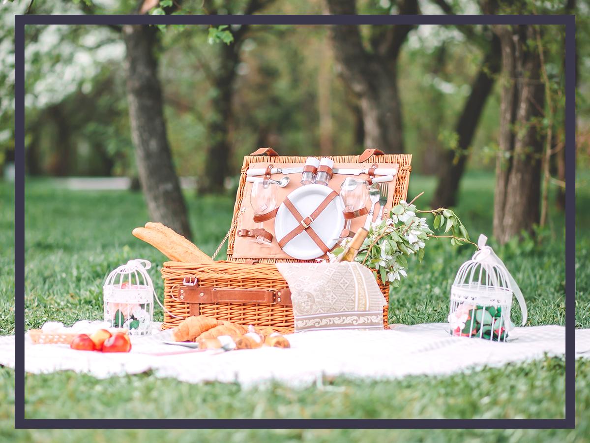 Какво да приготвим в кошницата за пикник сред природата?
