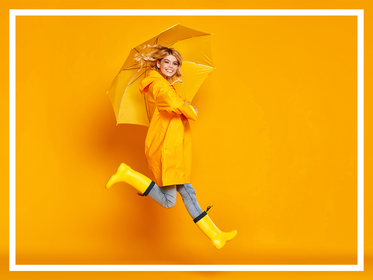 Как да бъдем стилни в дъждовните дни?
