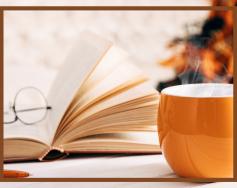 Любими книги за есента