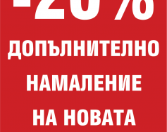 Kолекция Есен 2020 с 20% намаление – Tally Weijl