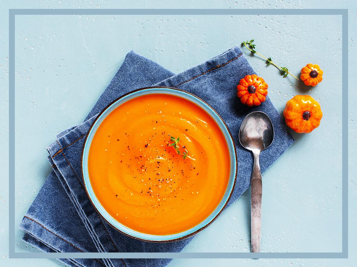 Тиквена супа за студените есенни дни